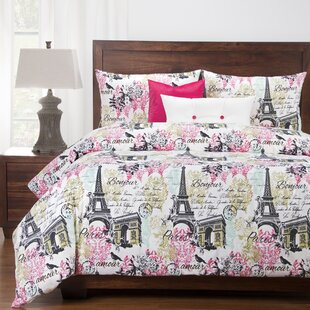 Ophelia & Co. Whitlock Luxury Duvet Cover and Comforter Insert Set
