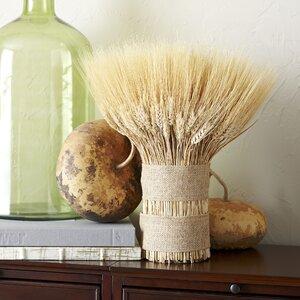 Dried Wheat Bouquet