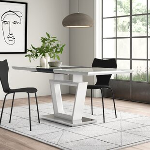 Burnhill Extendable Dining Table By Wade Logan