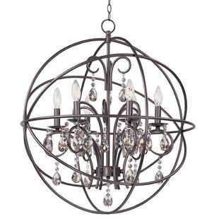 Willa Arlo Interiors Alden 6-Light Globe ..