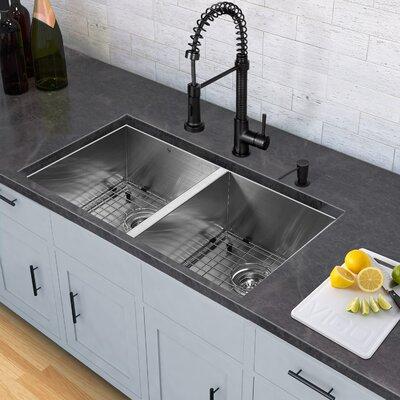Undermount Kitchen Sinks Youu0027ll Love | Wayfair.ca