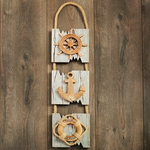 Awesome Triple Driftwood Wall Décor