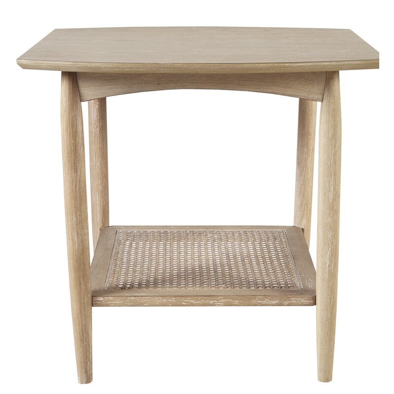 Bungalow Rose Deleon End Table