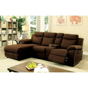 Holmberg Reclining Sectional b..