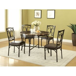 Sedgwick 5 Piece Dining Set by Fleur De L..
