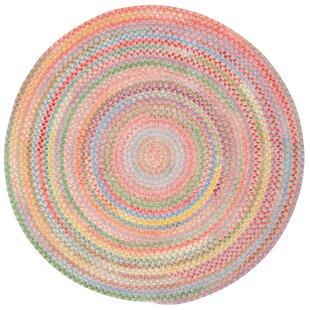 Melanie Pink Area Rug by Viv + Rae