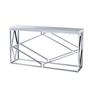 Kaleikini Console Table by Orren Ellis