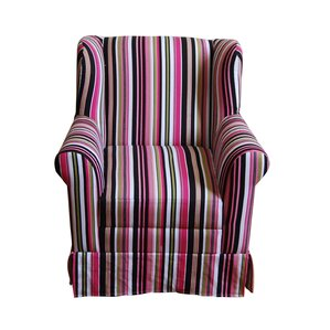 Grils Wing back Chair by 4D Concepts