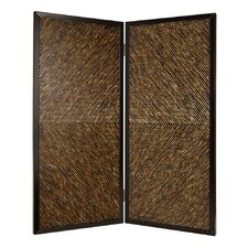 84 x 63 Anacapa 2 Panel Room Divider by Screen Gems