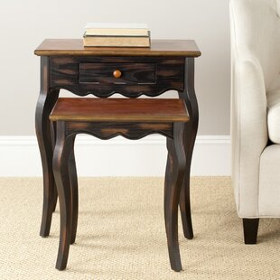 Swayze 2 Piece End Tables by August Grove