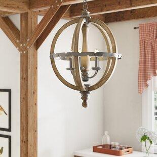 Elisabeth 5-Light Globe Chandelier