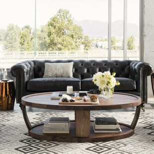 Brookside Coffee Table by Breakwater Bay
