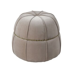 Irie Tufted Pouf by Mercer41