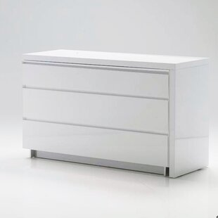 Savvy Extension 3 Drawer Dresser by Mobital