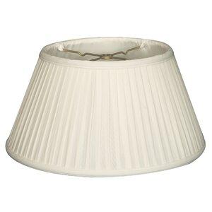 Timeless 17″ Silk Empire Lamp Shade