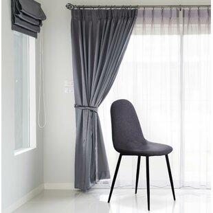 Mickel Elegant Upholstered Dining Chair (Set of 4)