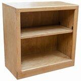 Charla 24'' H x 24'' W Standard Bookcase by Loon Peak®
