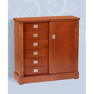 Low Price Ellerbe 6 Drawer Combi Chest
