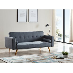 Miami 3 Seater Clic Clac Sofa Bed By 17 Stories