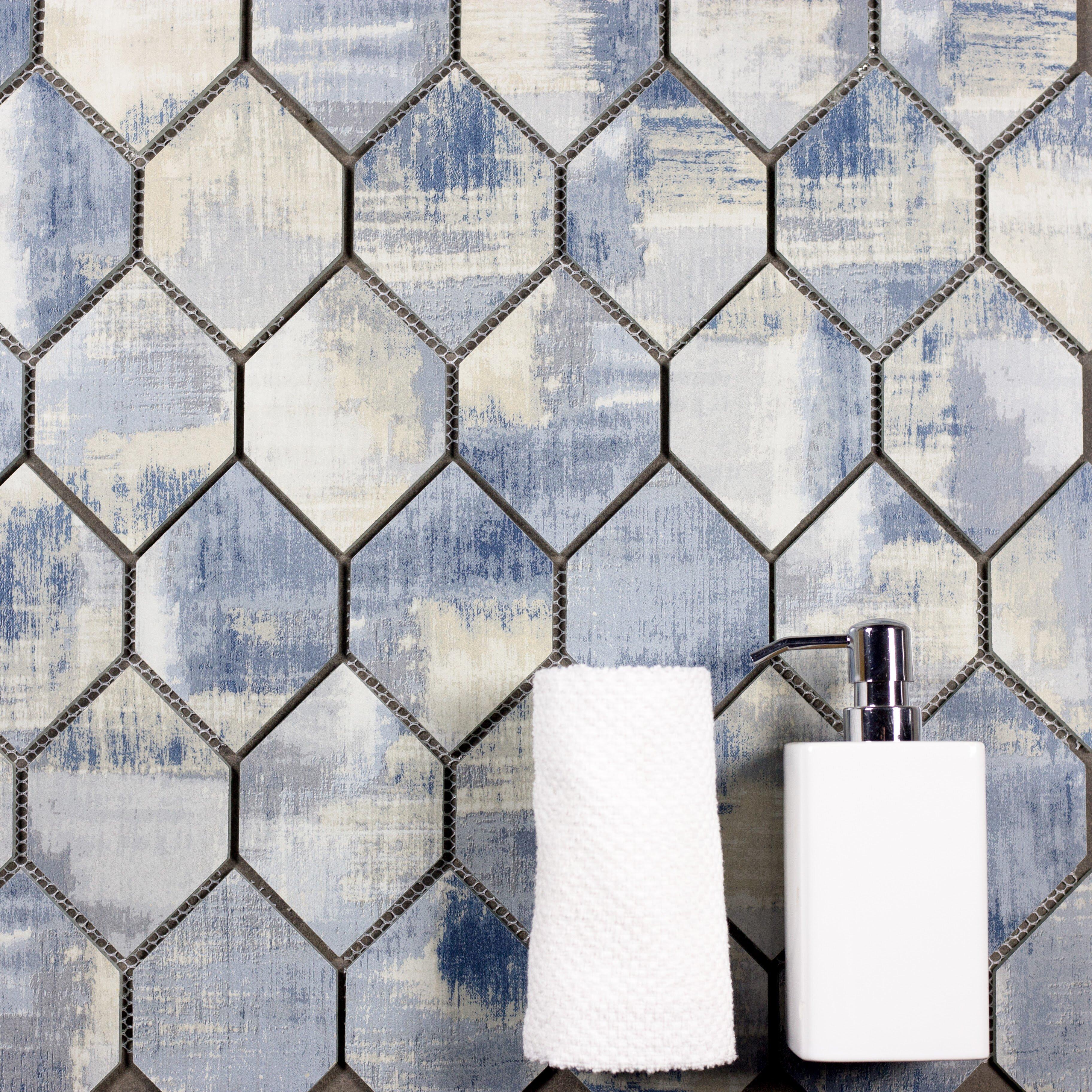 Gl Mosaic Tile