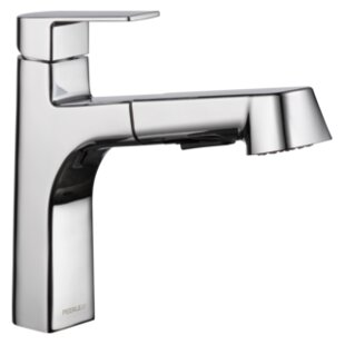 Peerless Faucets Pull Out Single Handle Kitchen Faucet