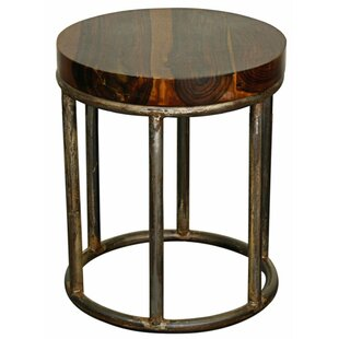 Williston Forge Moynihan End Table