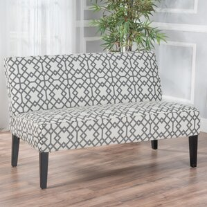 Allen Park Fabric Loveseat by Varick Gallery