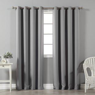 double layer curtains grey quickview double layer curtains wayfair