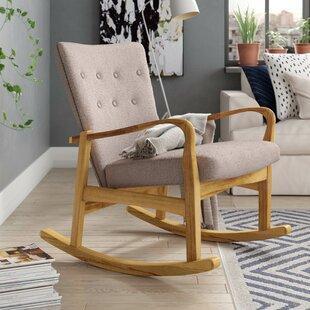 Best Welke Rocking Chair by Brayden Studio