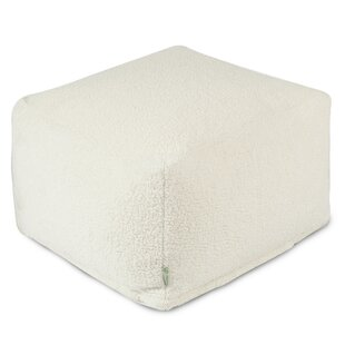 Solid Pouf by Majestic Hom..