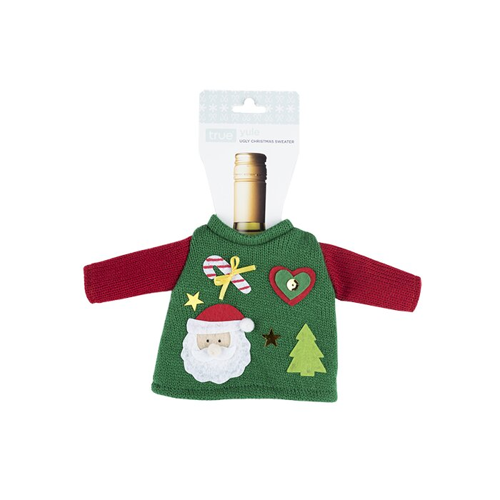 Green Day Christmas Sweater.Yule Ugly Christmas Sweater