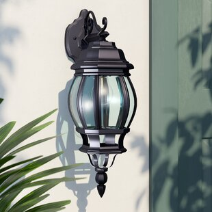 Vada Outdoor Wall Lantern By Marlow Home Co.