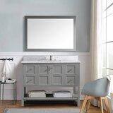Nadire 48 Single Bathroom Vanity Set by Mercer41