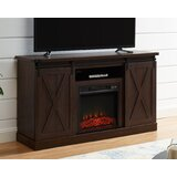 TV Stand for TVs up to 65 with Fireplace Included by BestHomeChoice