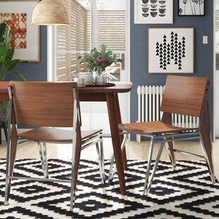 Greysen Side Chair (Set of 2) Ivy Bronx