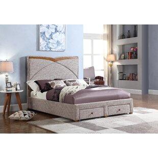Trawick Upholstered Bed Frame By Brayden Studio