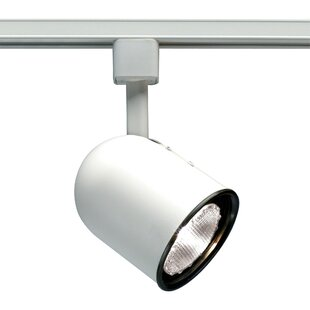 Nuvo Lighting 1-Light Short Bullet Cylinder PAR30 Track Head