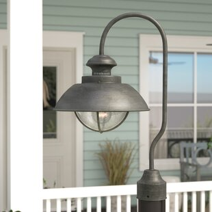 Buy luxury Archibald Outdoor 1-Light Lantern Head By Beachcrest Home