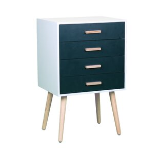 Sheilah 4 Drawer Chest By Norden Home