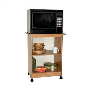 Charles Harris Microwave Cart by Rush Furniture