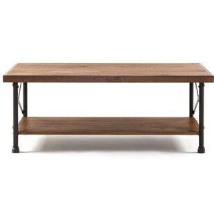 Reviews Burholme Coffee Table by Williston Forge