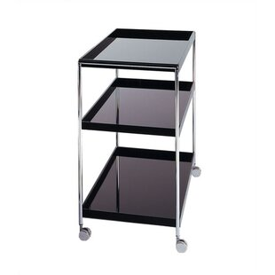 Trays- 3 Shelves Trolley Kartell