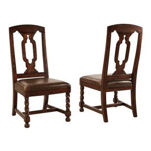 Clitheroe Dining Chair (Set Of 2) by Fleur De Lis Living No Copount