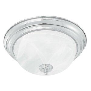 Ceiling Essentials 3-Light Flush Mount