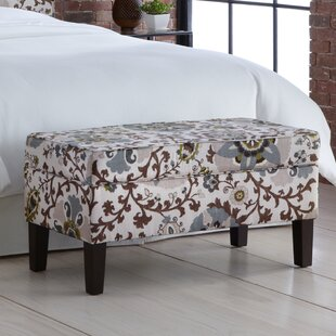 Thurston Upholstered Storage Bench