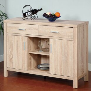 Dipaolo Simplistic Contemporary Utility Buffet by Latitude Run