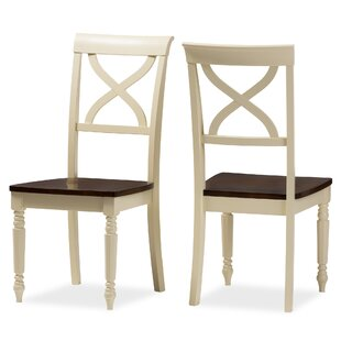 Delmi Solid Wood Dining Chair (Set of 2) ..