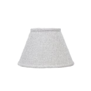 Textured 6 Linen Empire Lamp Shade