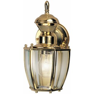 Tharpe 1-Light Outdoor Wall Lantern