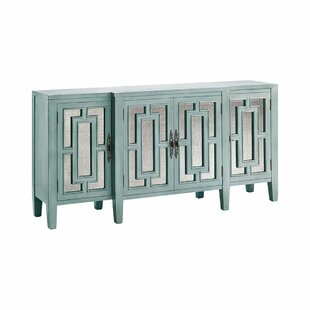 Carraway 4 Door Accent Cabinet by Stein World